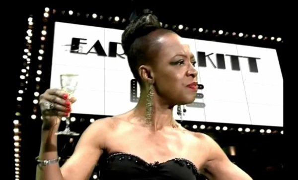 Book An Eartha Kitt Cabaret Tribute Performer in London - Music for London