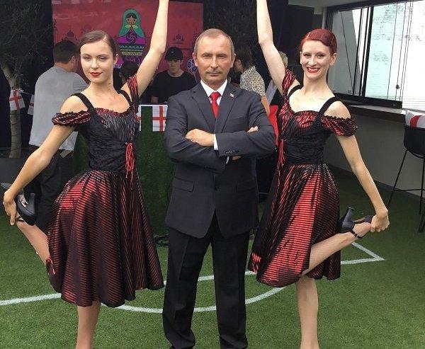 Book Russian Cossack Dancers & Actors in London - Music for London