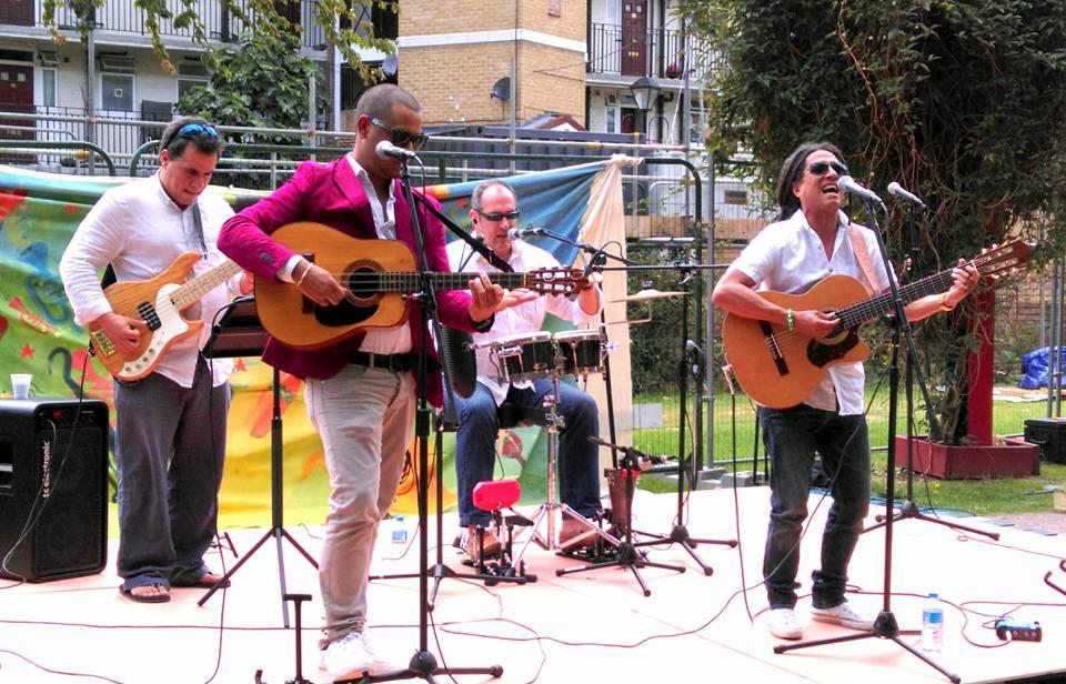 London Salsa Bands