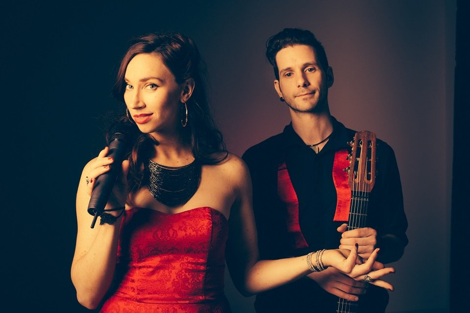 Book A Gypsy Jazz Duo in London - Music for London