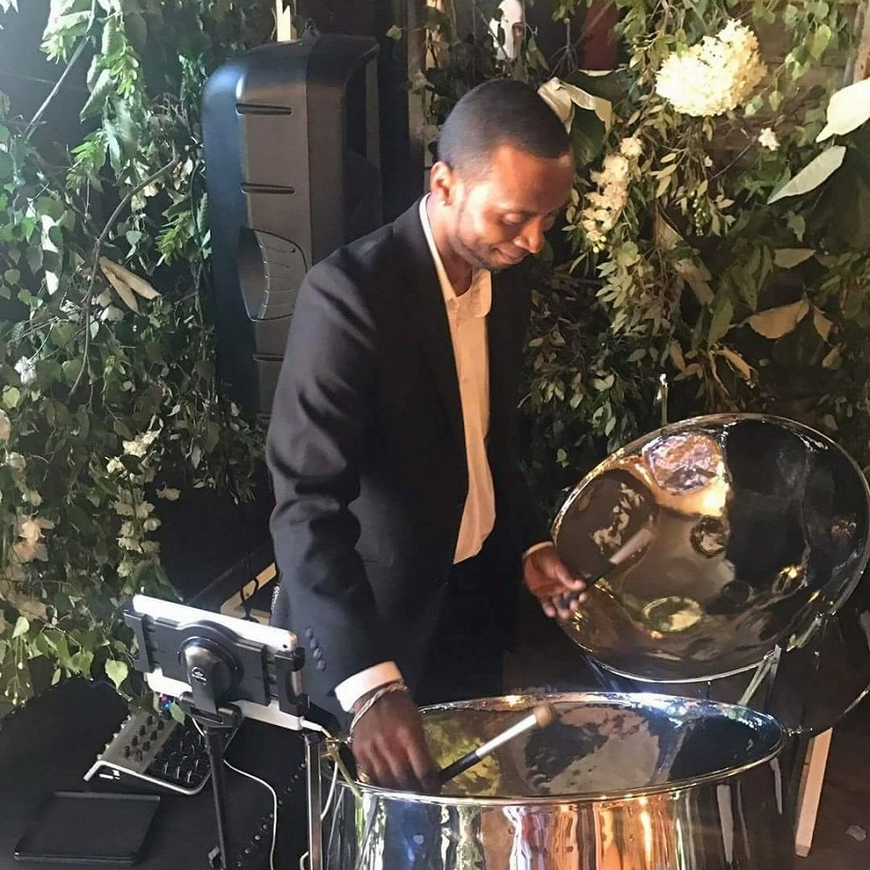 Steel Drum Soloist