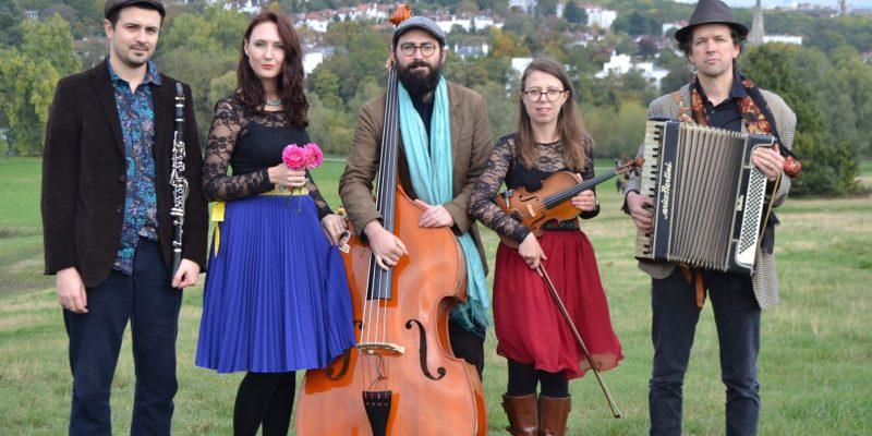Yiddish Music Band