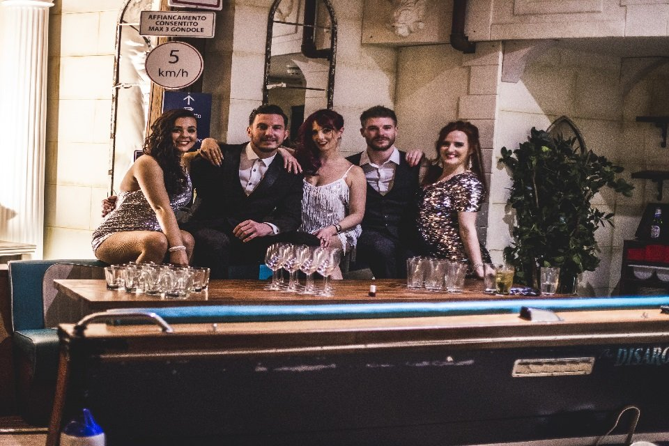 Book An Electric Swing Ensemble in London - Music for London