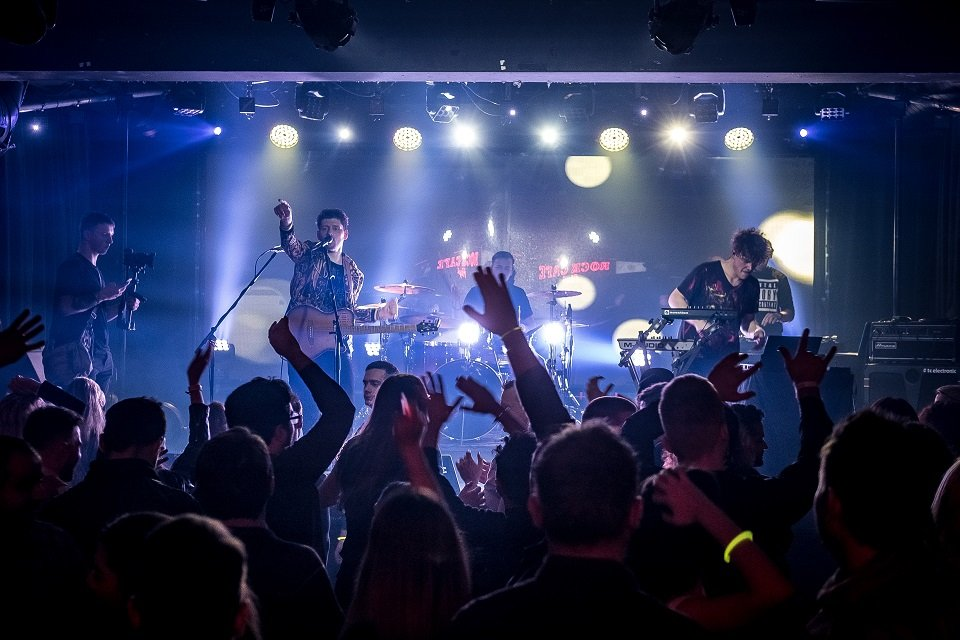 Book A Pop Rock Electro Band in London - Music for London
