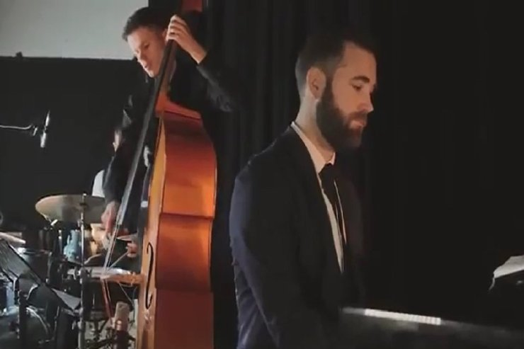 Instrumental Jazz Trio For Hire in London - Music for London