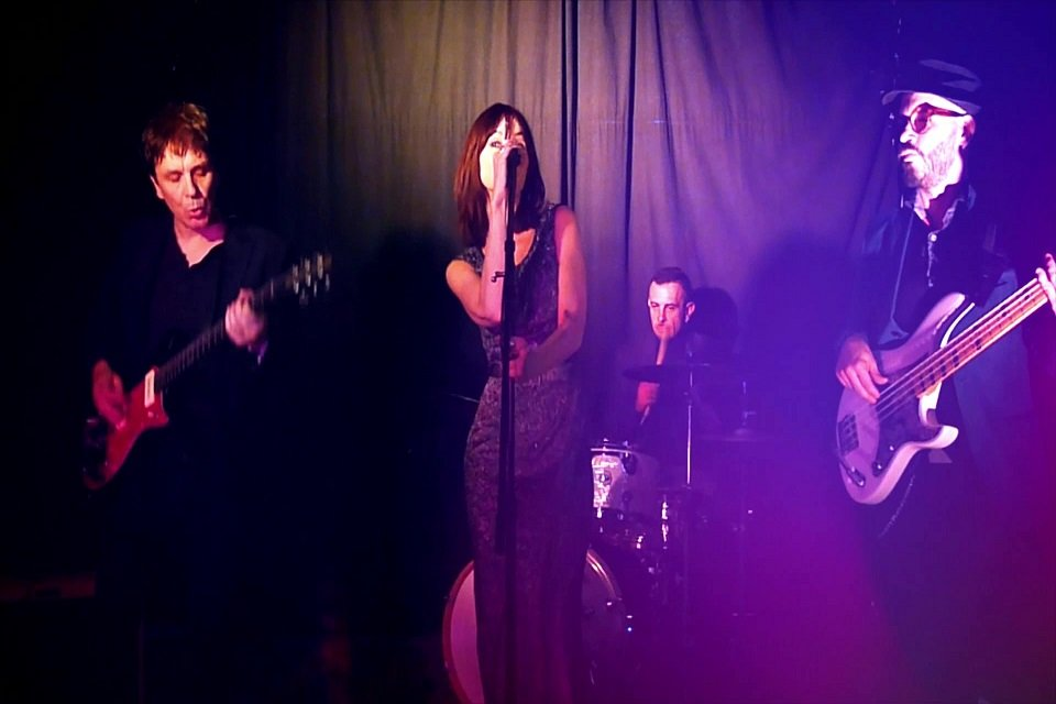 4 Piece Band for hire in London - Music for London