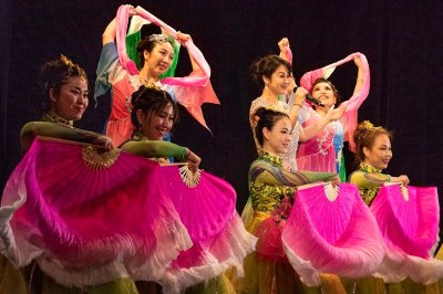 Chinese Classical Dance Workshop London - Music for London