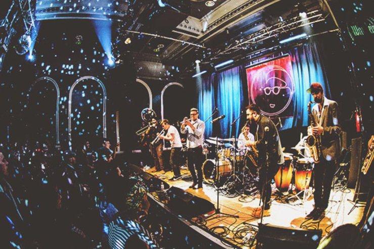 The London Tube Band