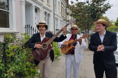 Latin Band in London - Music for London