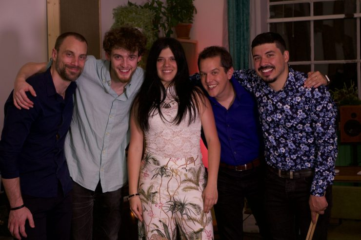 International Latina Band London - Music for London