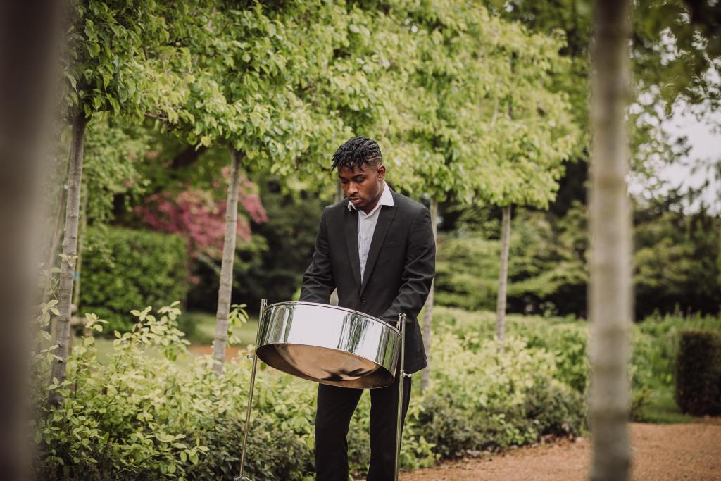 Steel Pan Soloist