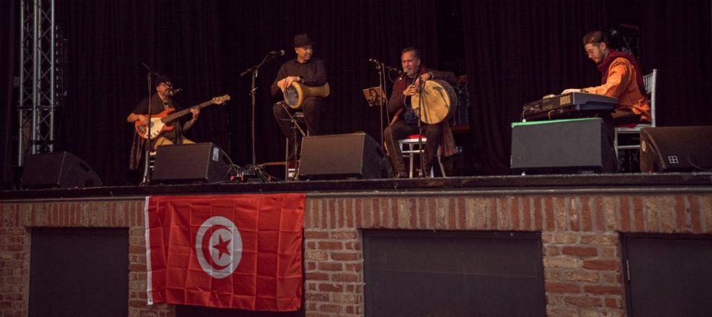 Tunisian Band in London