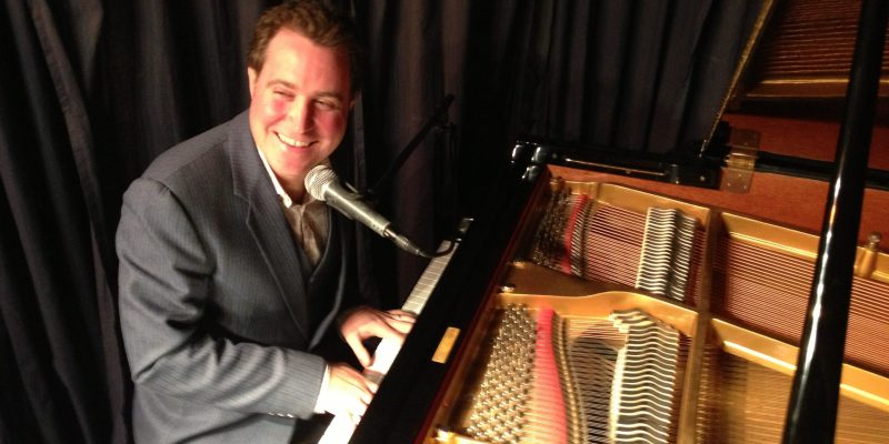 Piano Player Singer Vocalist Hire