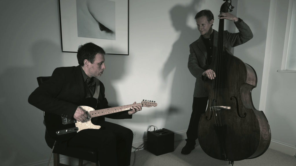 Guitar-Bass-Jazz-Duo-London