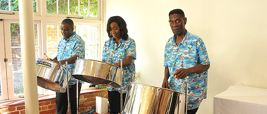 Steel Pan Band