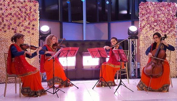 Bollywood String Quartet London