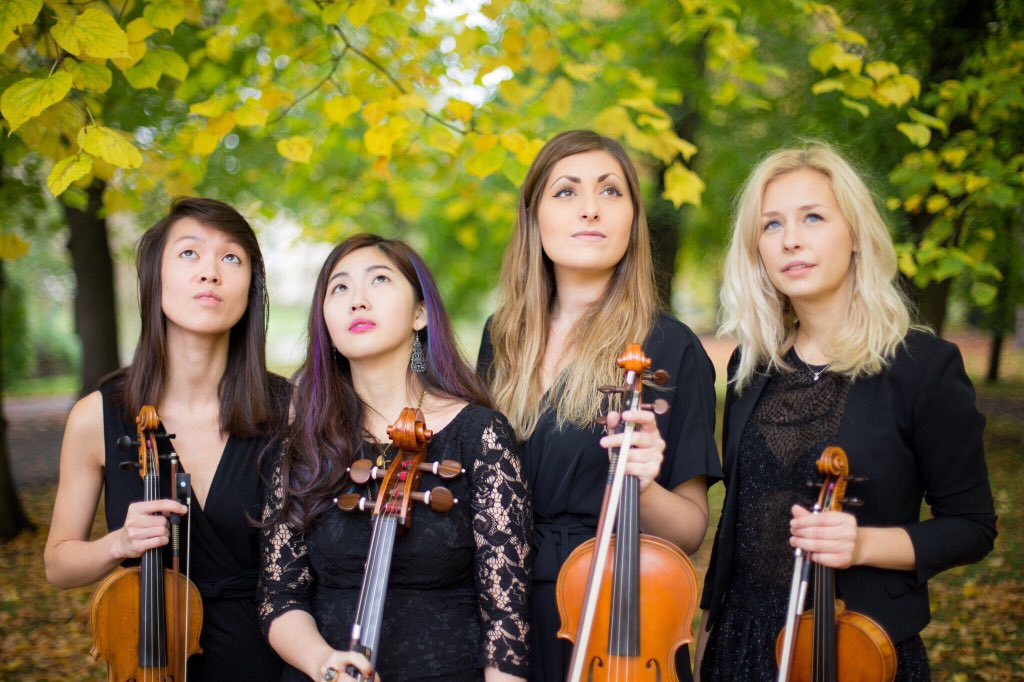Female String Quartet London
