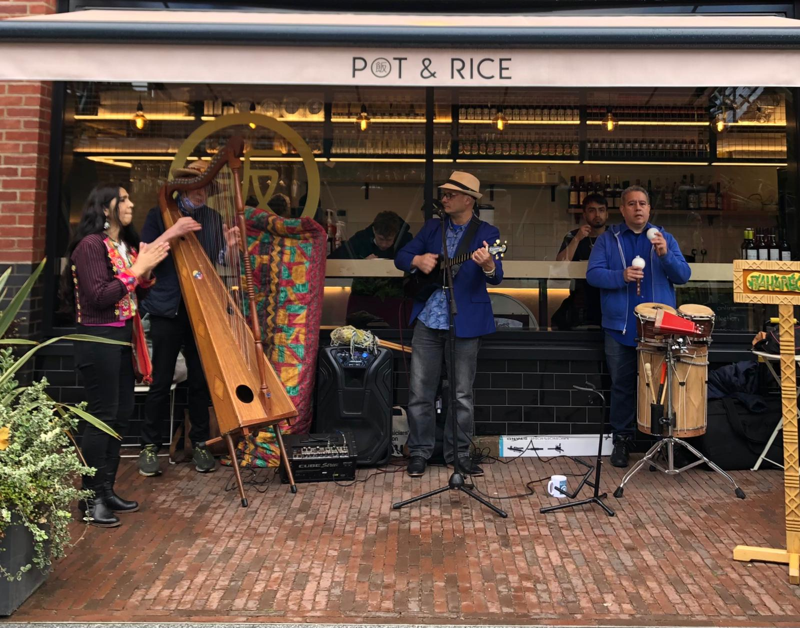 London Latin Band Hire