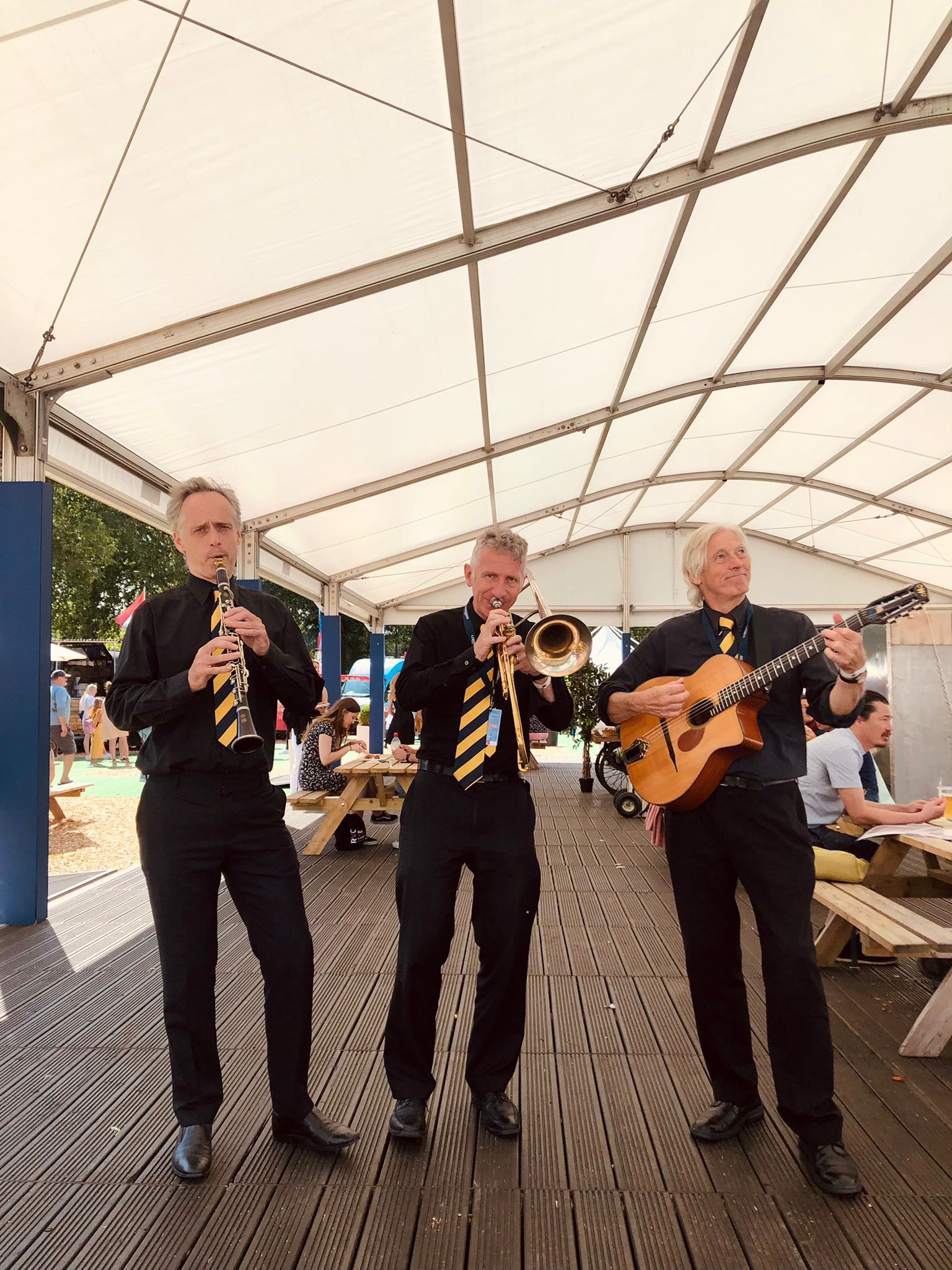 Book a Brass Band for Events