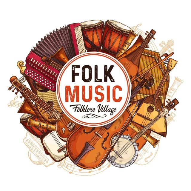 Folk Music has to be and is the most important one in a society