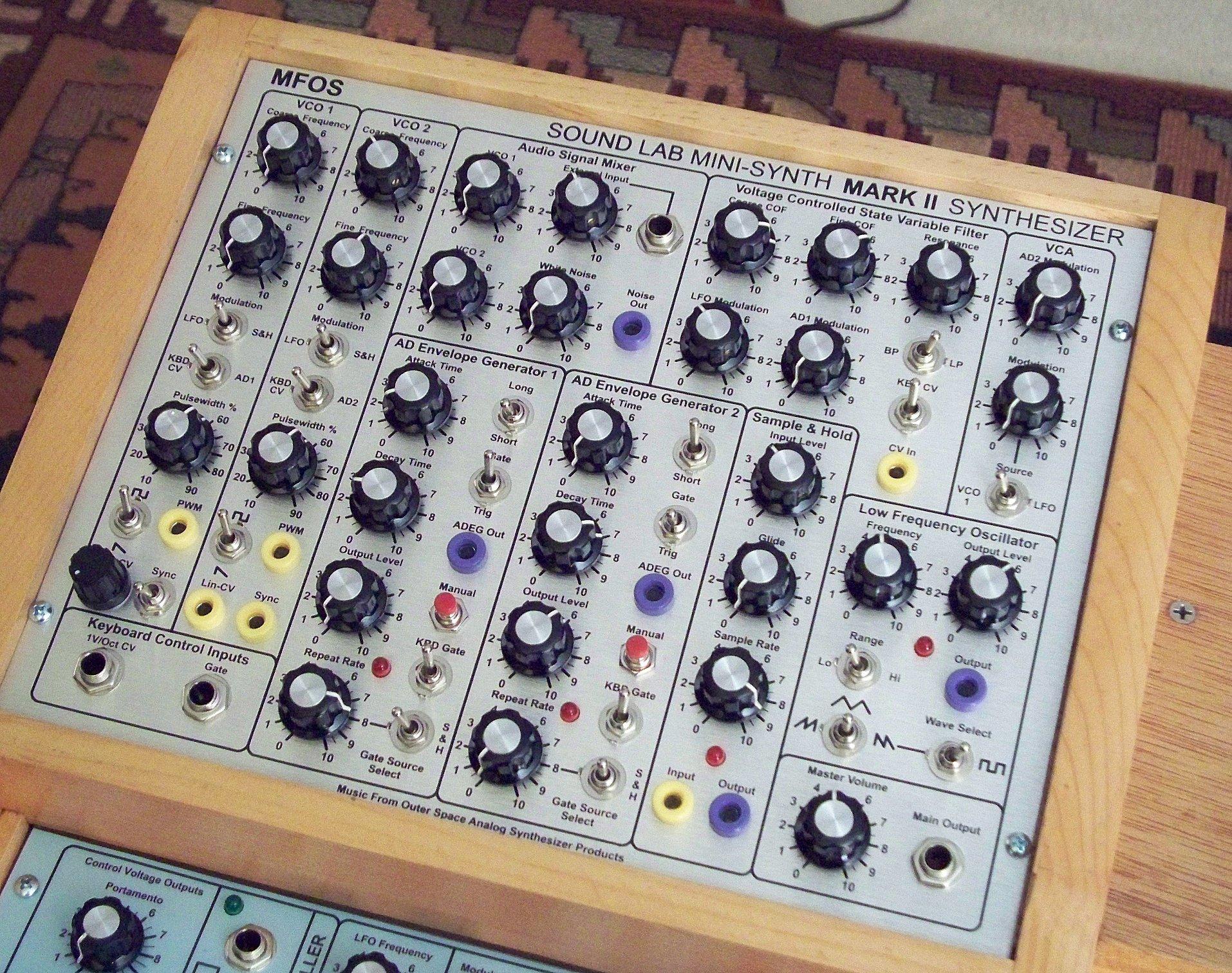 hight resolution of laurentide synthworks sound lab mark