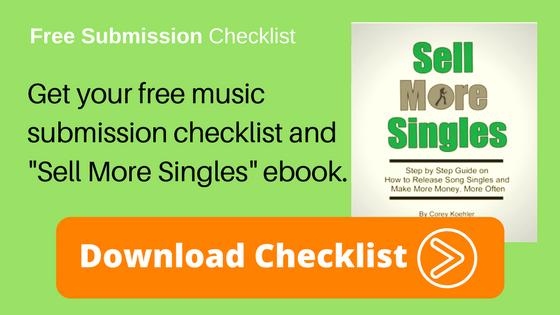 submit music online