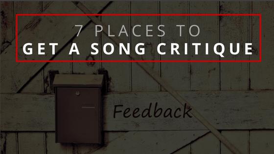 song critique