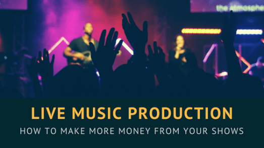 This Live Show Producer Helped Turn A Free Gig Into A Paid Gig