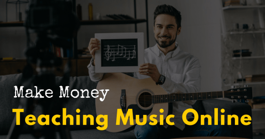7 Ways To Make More Money Teaching Music Online