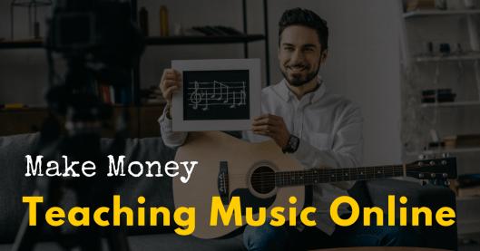 7 Ways To Make More Money Teaching Music Online