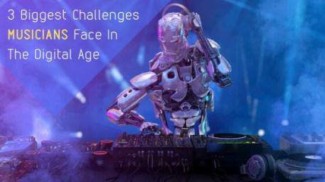 musicians digital age