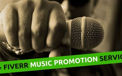 10 Effective Fiverr Music Promotion Services For Indie Music Artists