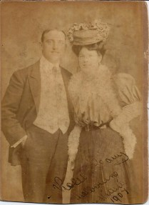 Larry and Violet Talma Studios, Melbourne, Australia 1907