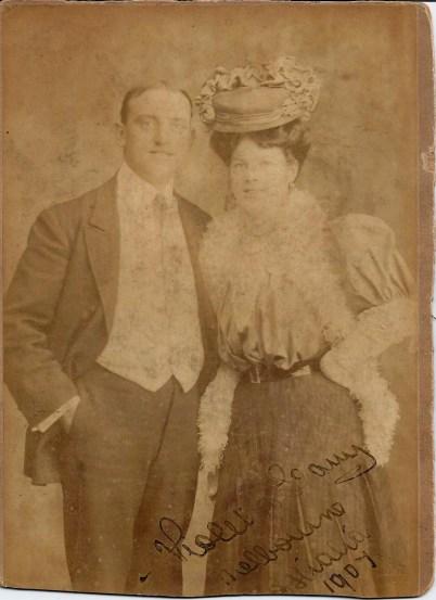 Larry and Violet Talma Studios, Melbourne, Australia 1907
