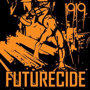 British Post-Punk Veterans 1919 Return With A Brand New Masterpiece Of Darkly Melodic Goth Rock, FUTURECIDE!