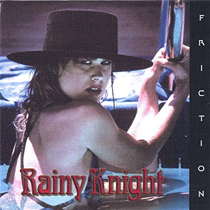 Rainy Knight is a Bluesy, Roots and Rock n' Roll singer who's album 'Fiction' is out now