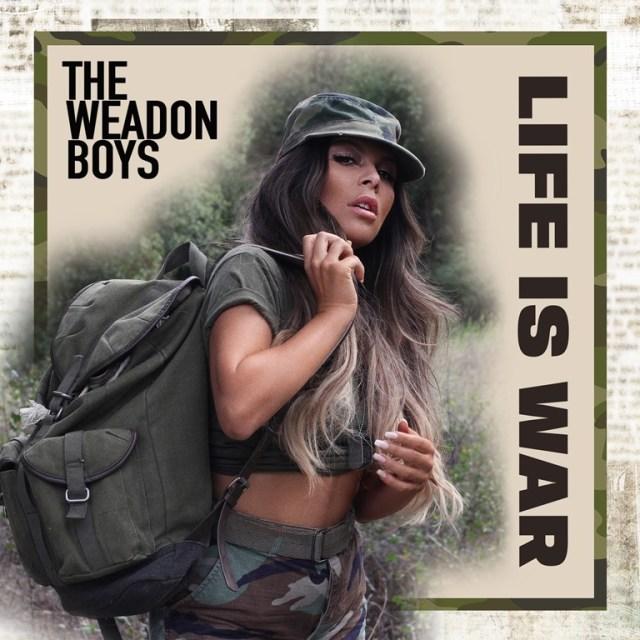 'The Weadon Boys' drop hot new E.P 'Life Is War'