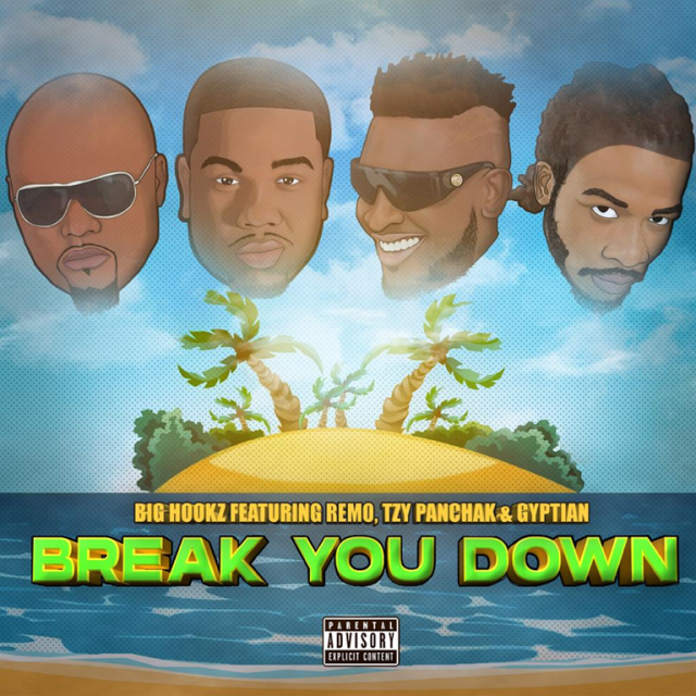 What happens when you get a group of hitmakers together ? You get 'Big Hookz'  and their new drop 'Break You Down'