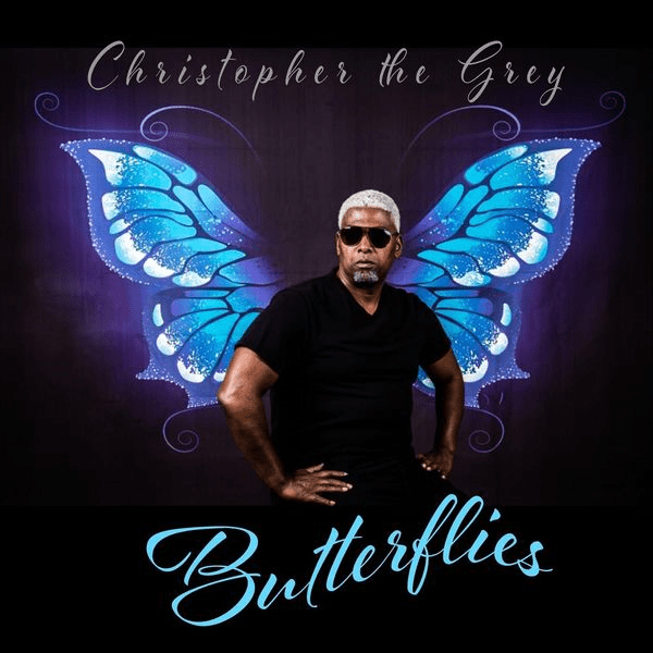Valentines Day 2020 Pop Picks: The vibrant  'Christopher The Grey' releases a track full of LOVE and pop sensibility as he lets his 'Butterflies' fly free!