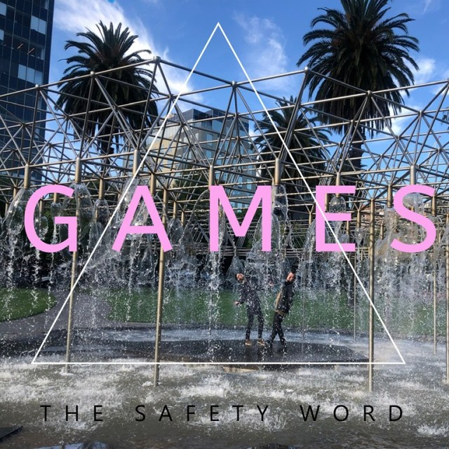 MHBOX UK 2020 BEST NEW POP: With a 2020 Pet Shop Boys esque vibe, 'The Safety Word' drop the beautiful, sophisticated synth pop gem 'Games'