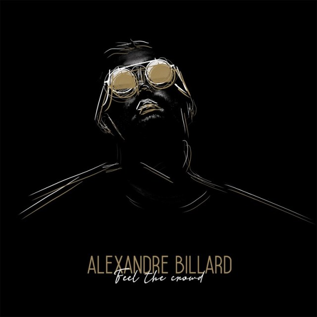 MHBOX LOCKDOWN POP TREATS OF 2020: 'Feel The Crowd' as you dance to the warm, luscious, tropical, electro-pop of French DJ & Producer, Alexandre Billard.