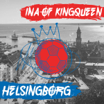 MHBOX BIGGEST EURO SOCCER ANTHEMS OF THE YEAR: 'Helsingborg IF' cannot lose with this huge, stomping, roaring and epic pop soccer anthem from creative pop star 'Ina of KingQueen'