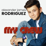 MHBOX NEW POP SINGLES OF 2020: Hollywood based pop singer and British actor 'Alexander James Rodriguez' releases his boppy, catchy and groovy new pop single 'My Crew' that stays in your head all day and night as you hang with your crew.