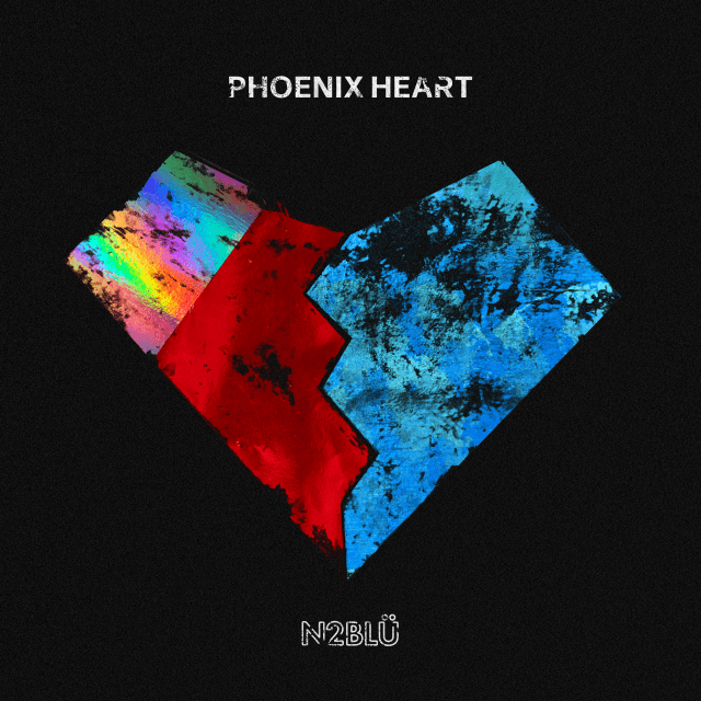 N2BLÜ bop back into synth action with their 'Phoenix Heart'