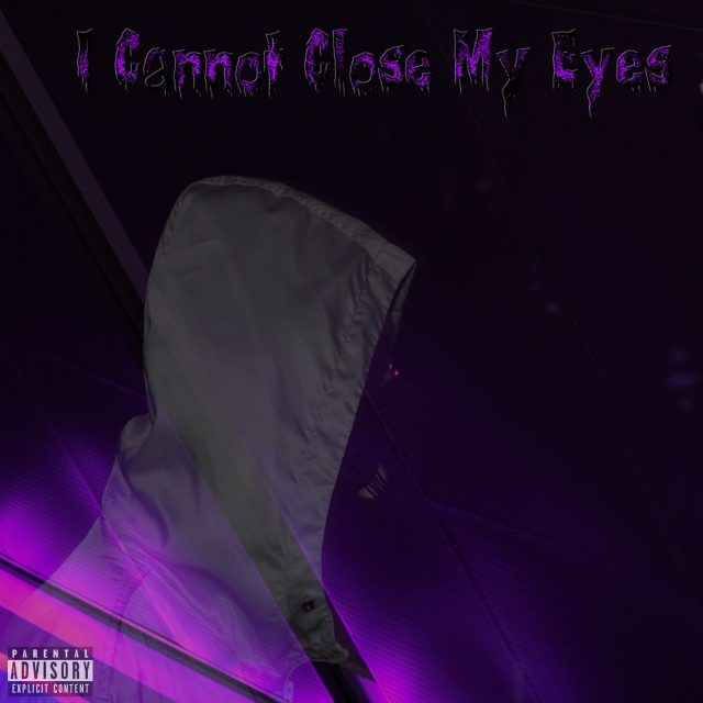 "Veteran hip hop artist, PurpZ has released a new single off of his new album called ""I Cannot Close My Eyes"""