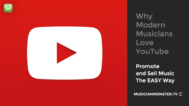 How to promote and sell your music online with YouTube