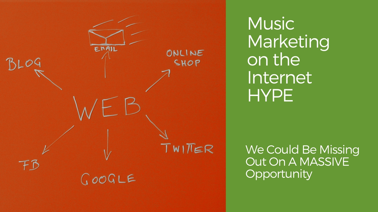 Marketing Music Online Hype Musicians Getting Sucked I
