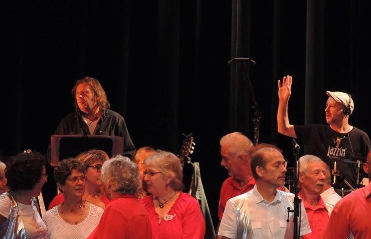 musiciens chorale la rochelle