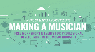 ADELAIDE: Making A Musician Workshop – Copyrights and Contracts