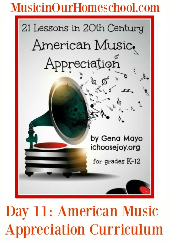 21 Lessons in 20th Century American Music Appreciation graphic